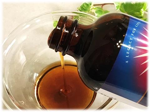 ブラックキャスターオイル オイルの形状 Black Castor Oil