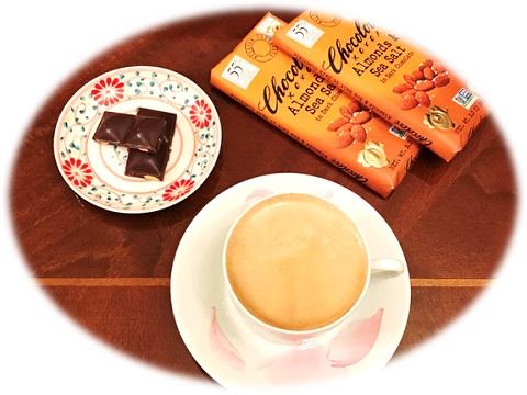 コーヒーブレイク wirh Chocoloveチョコレート