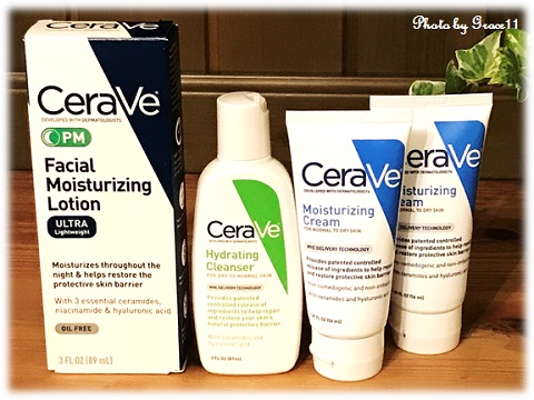 CeraVe Moisturizing Lotion & Cream