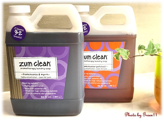 Indigo Wild☆Zum Clean Laundry Soap