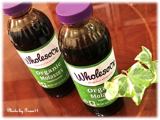 Wholesome☆ Organic Blackstrap Molasses