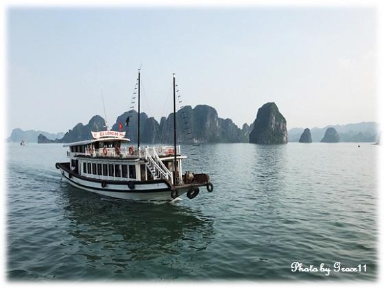 Ha Long Bay ハロン湾
