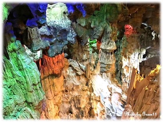 ティエンクン洞窟の鍾乳洞