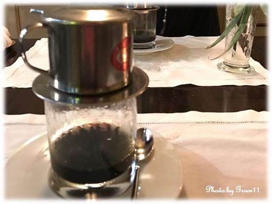 ベトナムコーヒー クラブオペラノベル