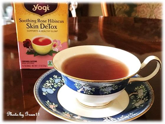 """Yogi Tea  """"Skin DeTox"""""""