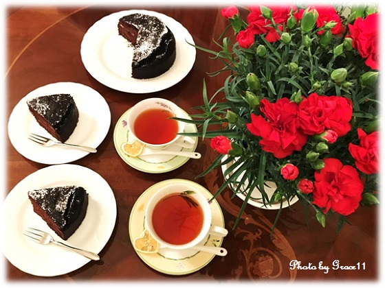Afternoon tea ◆ Happy Mother's Day