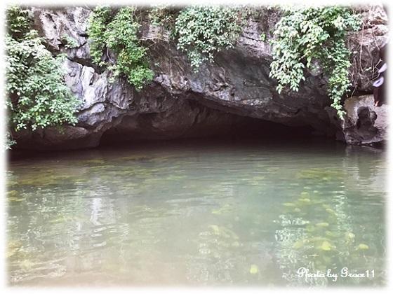 チャンアン景勝地☆二つ目の洞窟の中へ