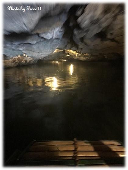 チャンアン景勝地☆さらに洞窟の中