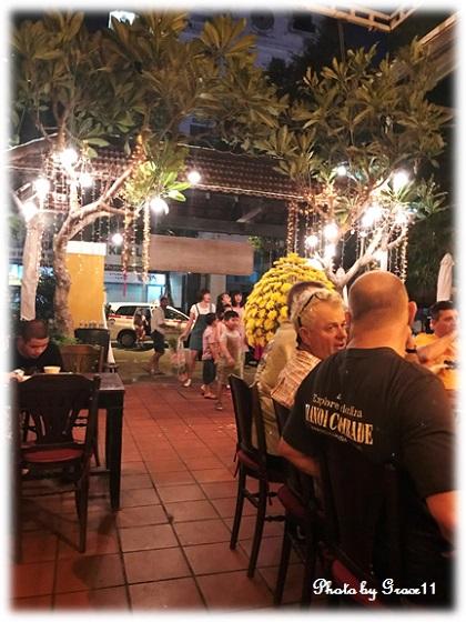 ハノイのレストラン☆Nha Hang Ngon