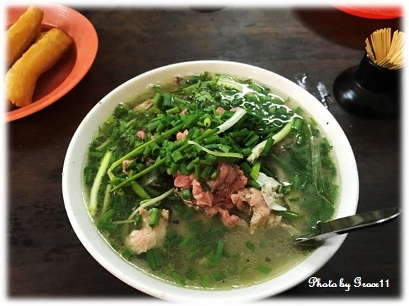 本場ハノイの牛肉のフォー「Pho Tai Nam」