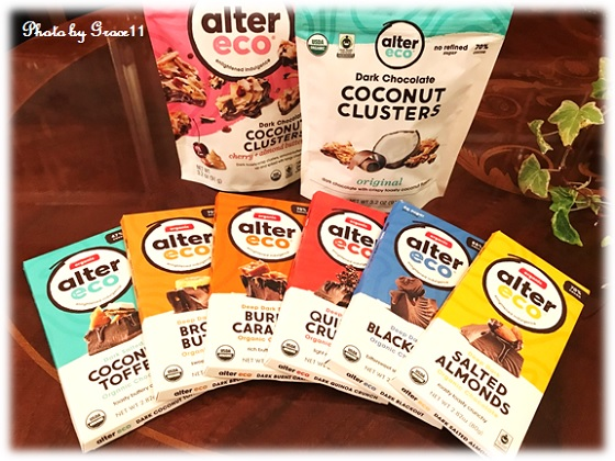 Alter Eco☆Organic Chocolate