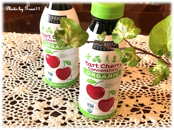 Stoneridge Orchards☆Organic Tart Cherry Concentrate