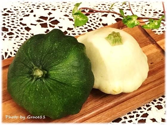 夏野菜☆ズッキーニ