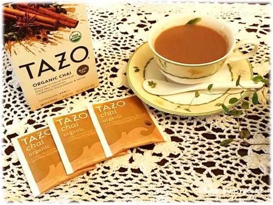 TAZO Organic Chai
