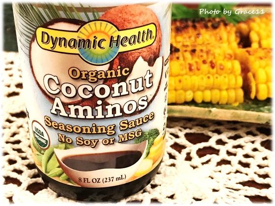 Organic Coconut Aminos Seasoning Sauce