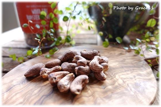 渋皮付きカシューナッツ