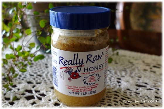Really Raw Honey 生ハチミツ