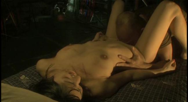 ヌードの夜・愛は惜しみなく奪う 佐藤寛子 竹中直人 カラミ
