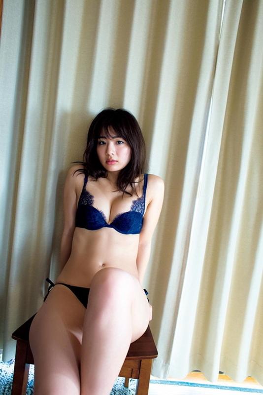平嶋夏海 元AKB 水着 画像