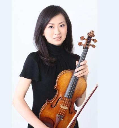 山本有紗 バイオリニスト 画像