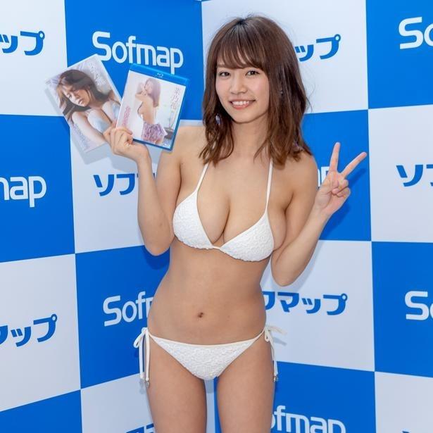 菜乃花 七色なのか発売記念 ソフマップイベント