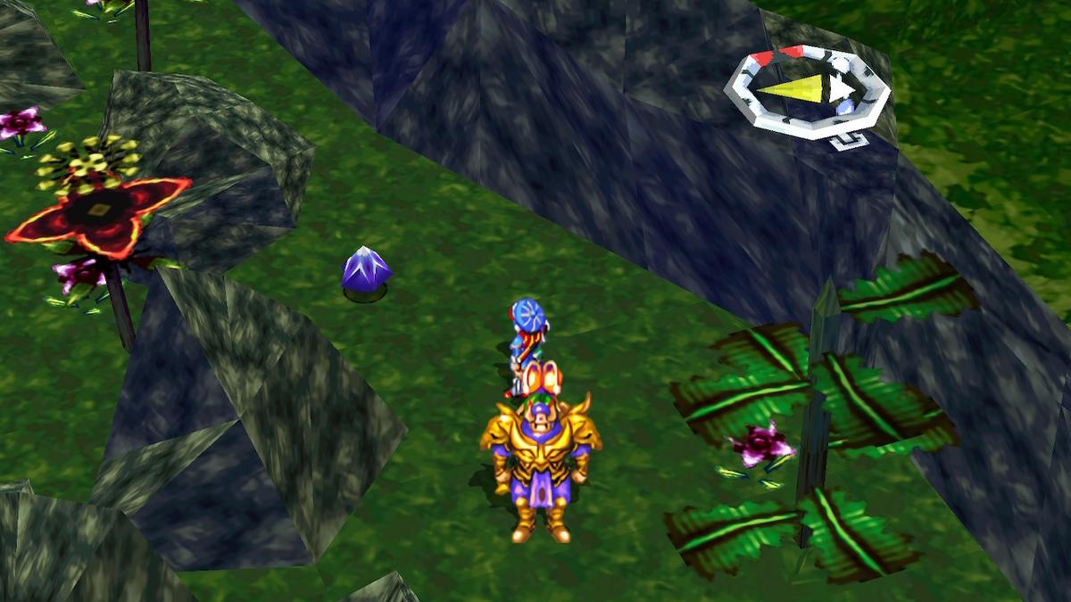 飛竜の谷3のマナエッグ