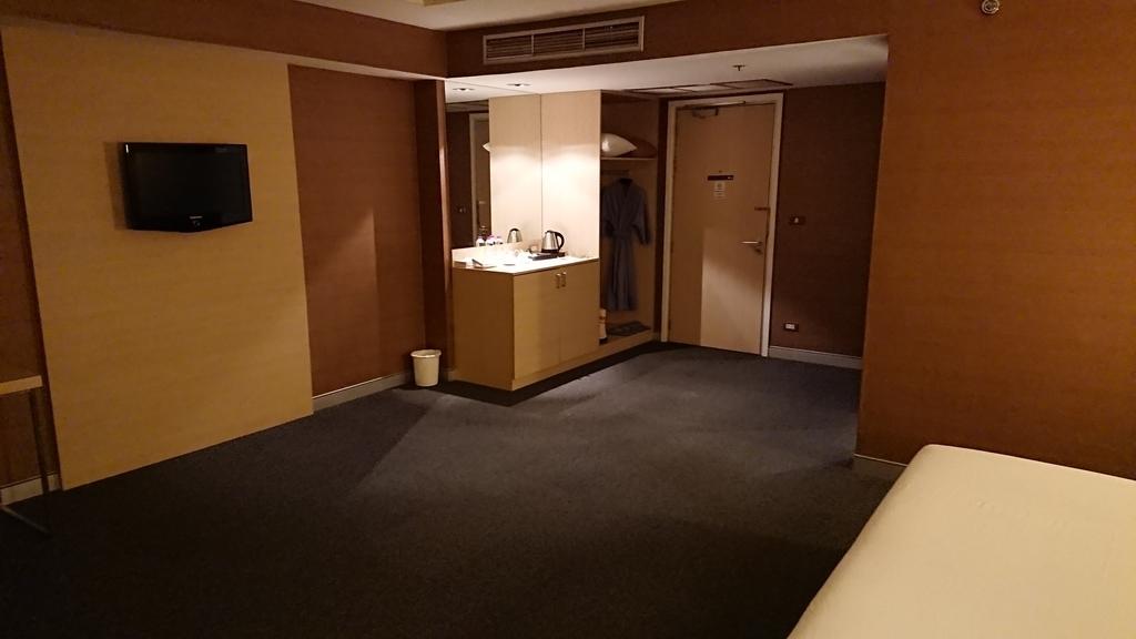 ミラクルトランジットホテル スワンナプーム国際空港 部屋 ルーム