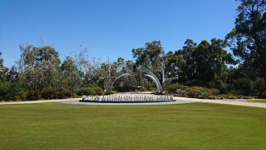 パース キングスパーク 植物園 モニュメント パース観光