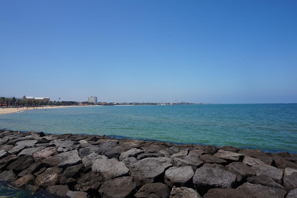 St Kilda セントキルダ ビーチ セントキルダビーチ