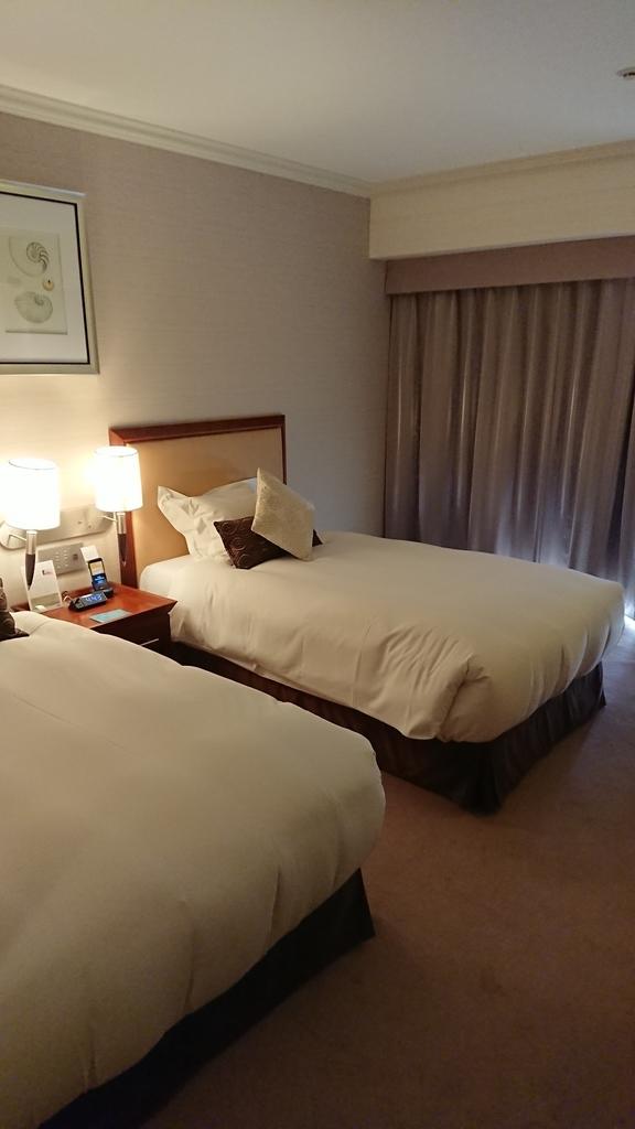 神戸メリケンパークオリエンタルホテル 部屋 ツインルーム