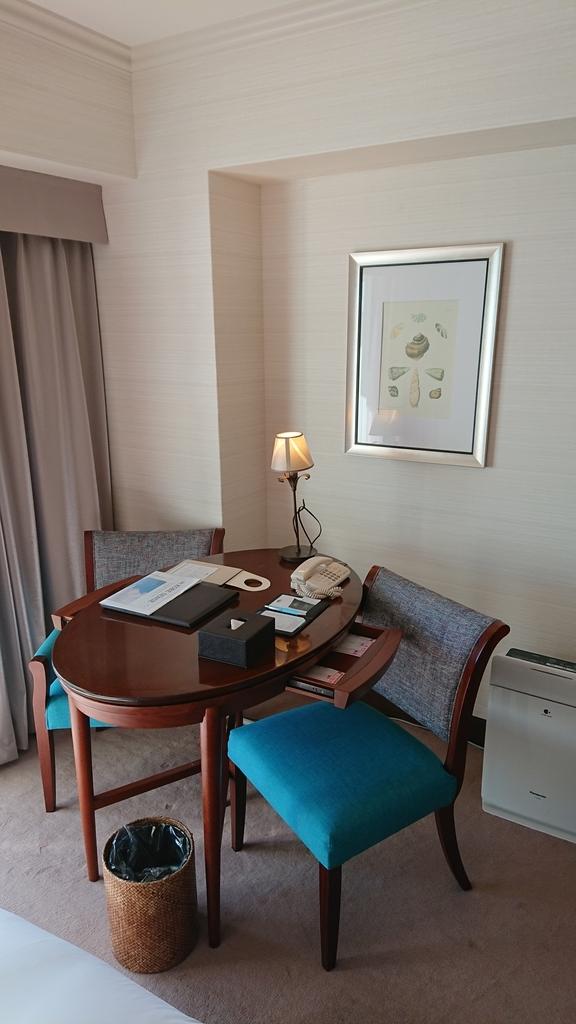 神戸メリケンパークオリエンタルホテル ツインルーム 部屋