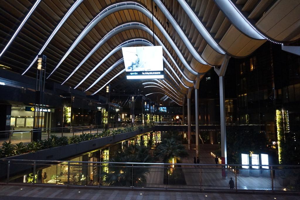 JWマリオットホテルシンガポールサウスビーチ Esplanade駅 アクセス