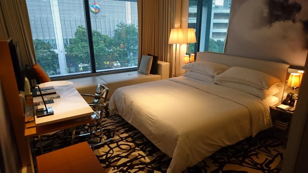 JWマリオットホテル・シンガポール・サウスビーチ 部屋 ルーム