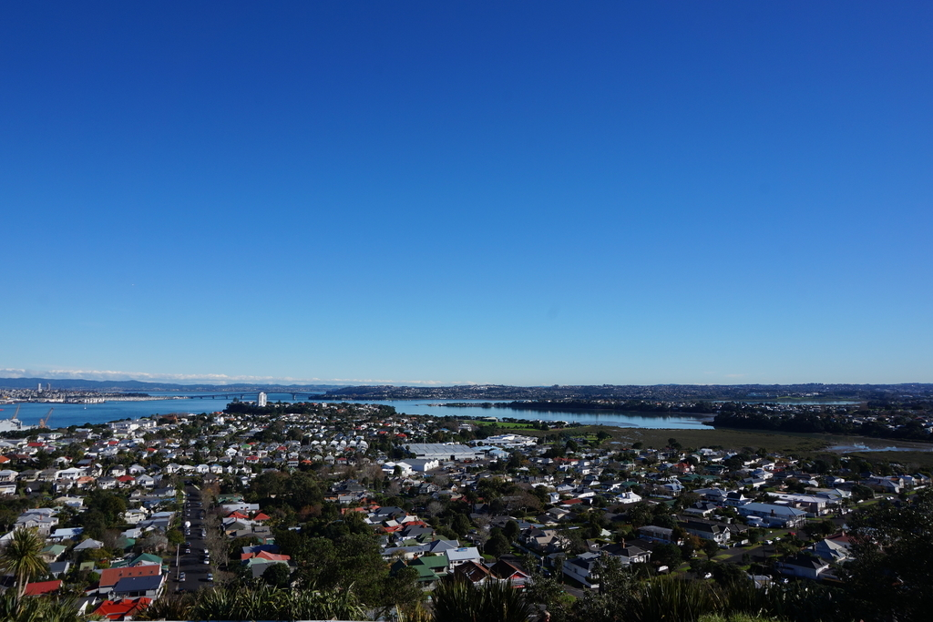 デボンポート オークランド ニュージーランド マウントビクトリア