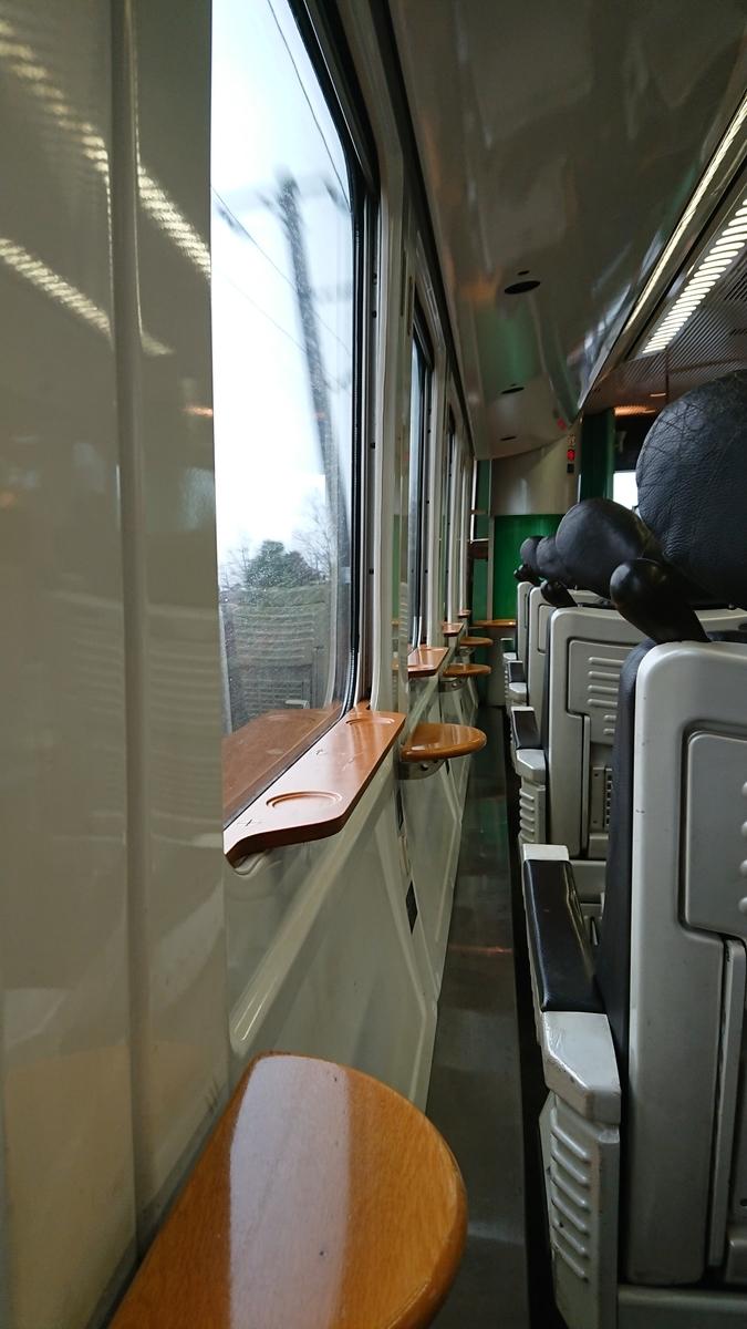 特急ソニック ソニック11号 ソニック883 JR九州 特急電車 グリーン車