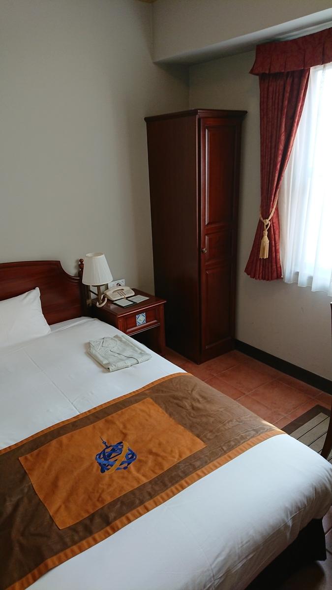 ホテルモントレ長崎 スタンダードシングル 部屋