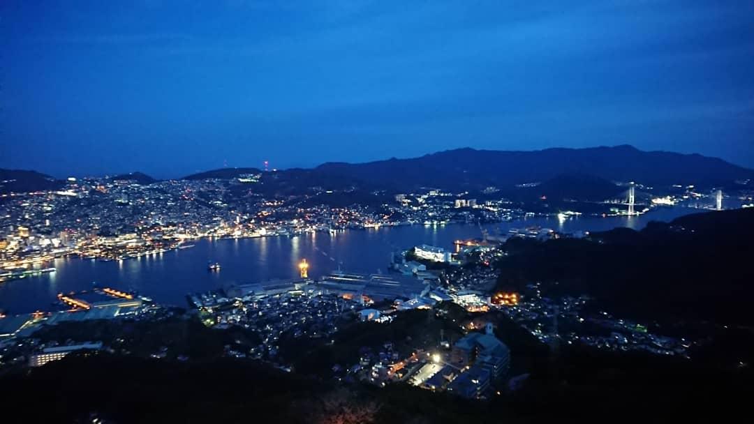 稲佐山 夜景 長崎 稲佐山展望台