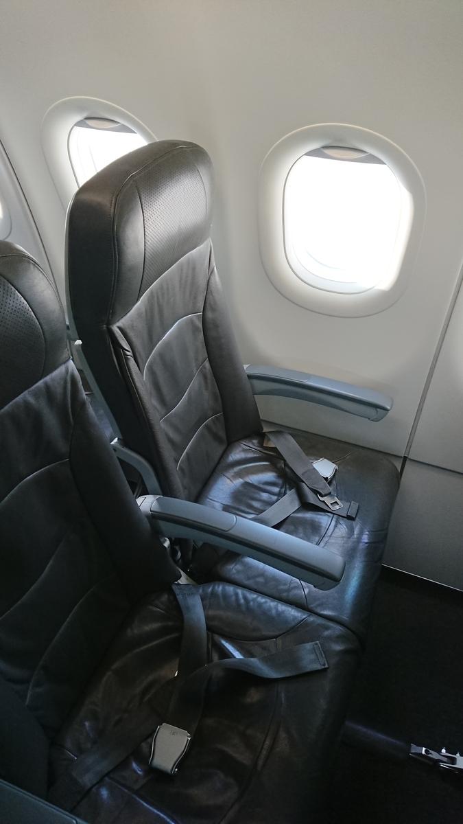 ジェットスター GK587 座席 シート