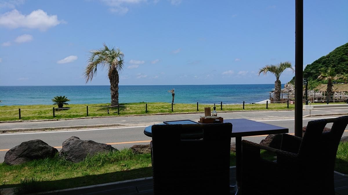 糸島 レストラン パームビーチ テラス