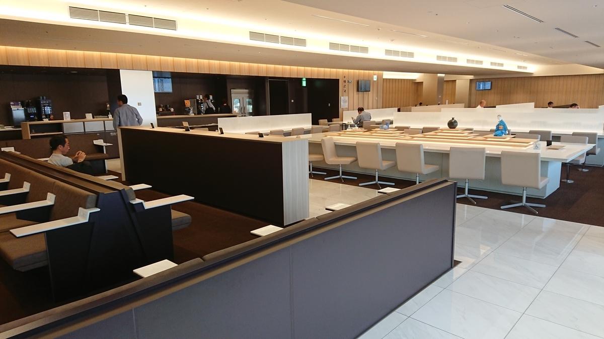 ANA LOUNGE 福岡空港