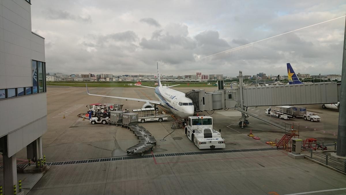ANA 全日空 NH432 B737-800