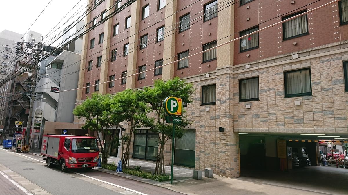 ホテルマイステイズ福岡天神