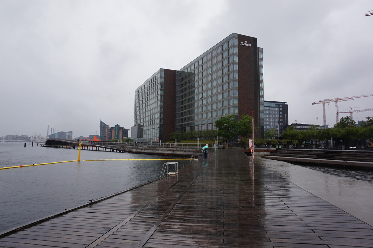 コペンハーゲンマリオットホテル