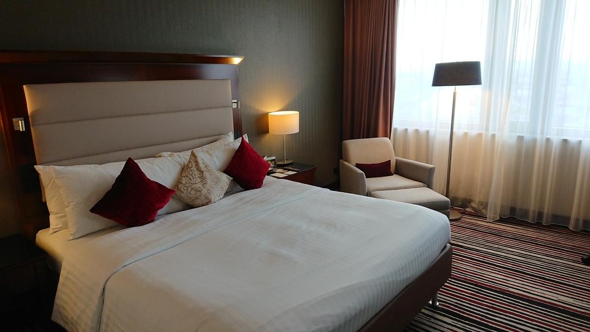 フランクフルトマリオットホテル