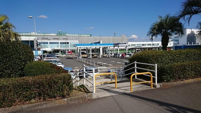 鹿児島空港南バス停 鹿児島空港 行き方
