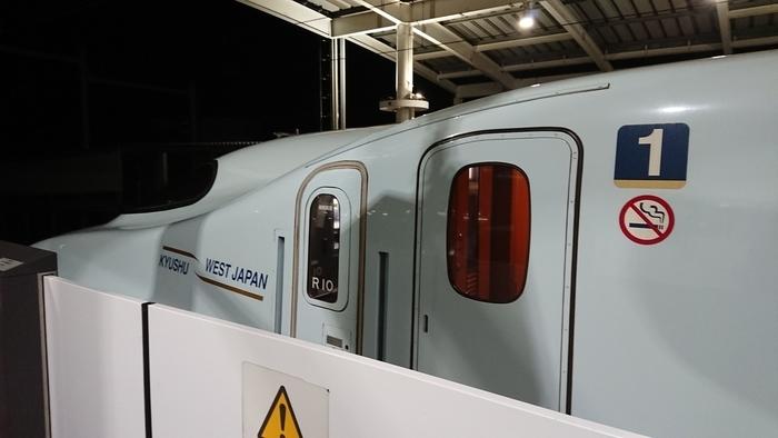 九州新幹線 つばめ303号 N700系