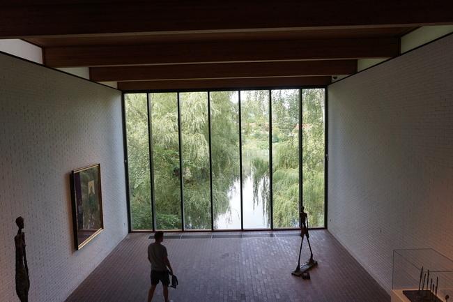 ルイジアナ美術館 ジャコメッティ・ルーム