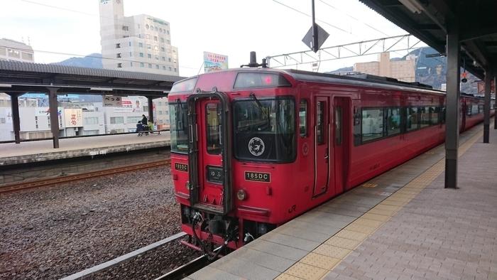 JR九州 特急ゆふ