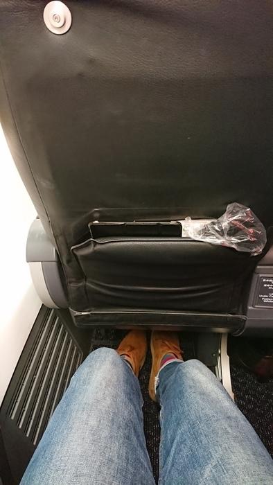 JAL 2061便 クラスJ