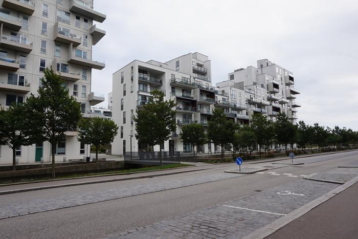 Ørestad 建築